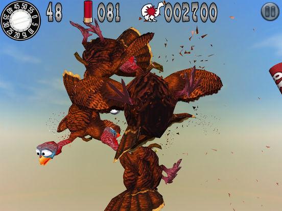 Jive Turkey Shoot iPad Screenshot 2