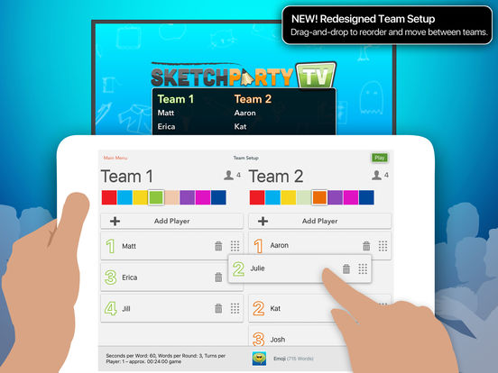 SketchParty TV For iOS/TV Hits Lowest Price In A Year