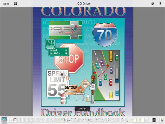 DMV Test Prep - Colorado iPad Screenshot 5