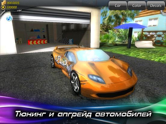 Игра Race Illegal: High Speed 3D Free