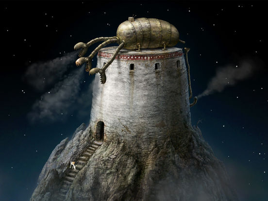 Samorost 3 Screenshots