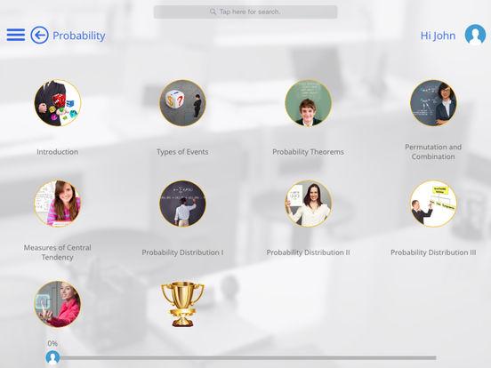 Statistics for iPad iPad Screenshot 2