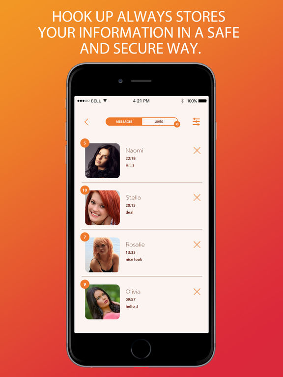 nyc hook up apps New app makes hooking up with total strangers disgustingly easy no-strings-attached hookups have never been easier to find with the launch of a new app that skips the chatting and goes right to the, er, sexing.