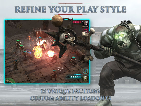 Warhammer 40,000: Regicide Screenshots