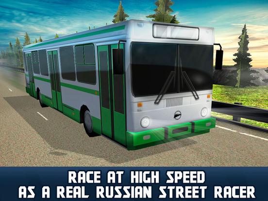 Russian Minibus Traffic Racer 3D Full Screenshots