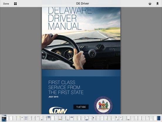 DMV Test Prep - Delaware iPad Screenshot 5