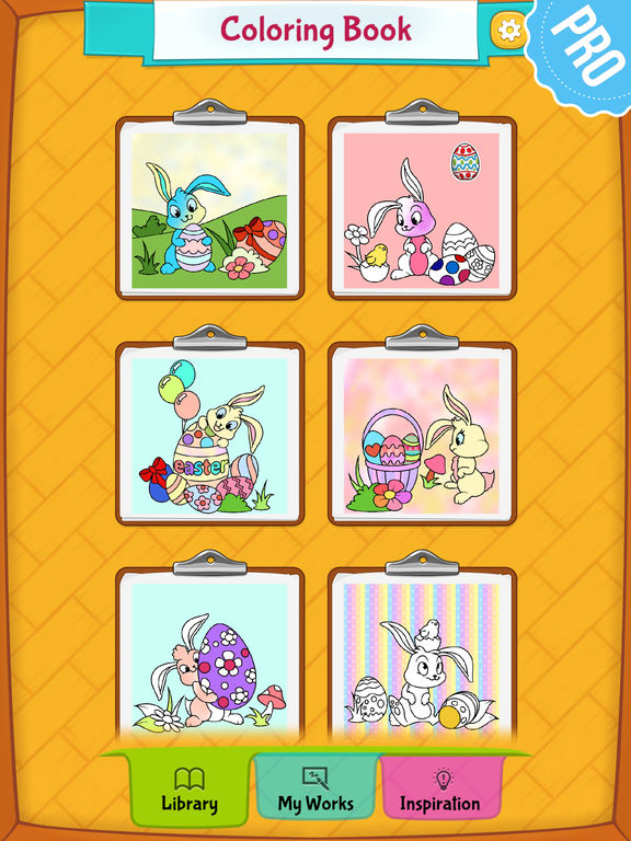 App Shopper Easter Coloring Pages