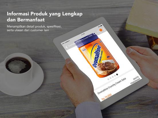 Tangkapan Layar iPad 3