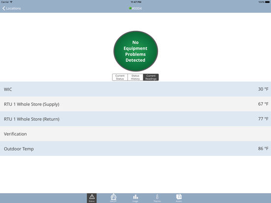 eMonitor iPad Screenshot 3