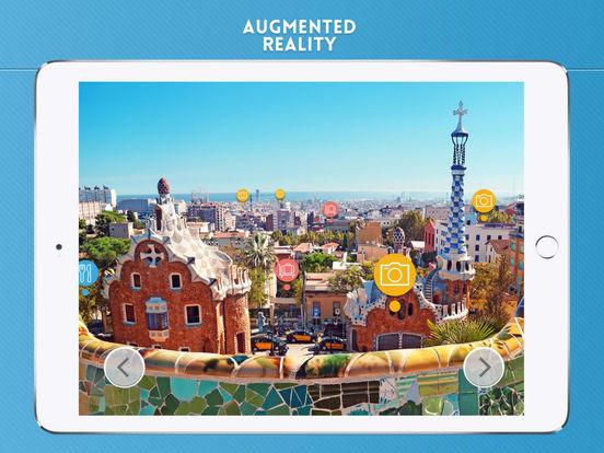 Barcelona Travel Offline iPad Screenshot 2