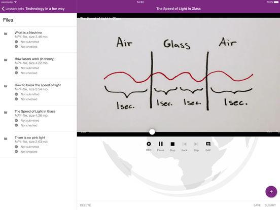 ReLANpro iPad Screenshot 3