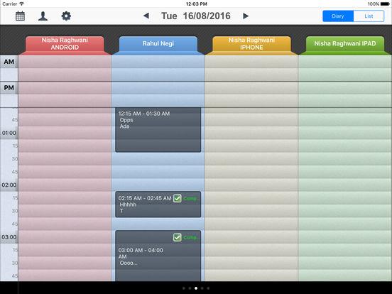 CommuSoft:Mobile iPad Screenshot 1