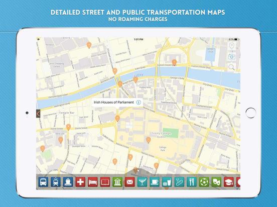 Dublin: Travel Guide iPad Screenshot 4