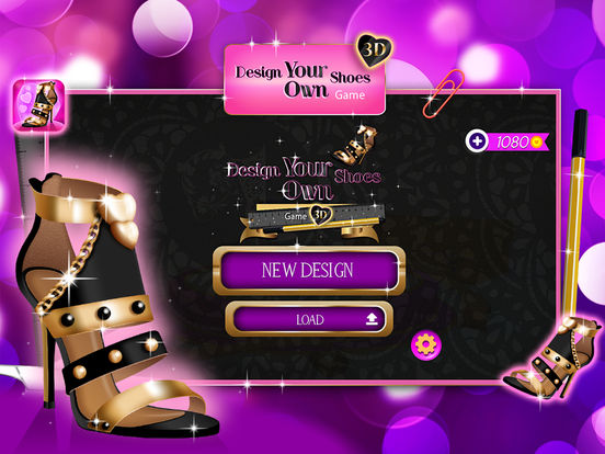 App Shopper Design Your Own Shoes 3d Top High Heels Designer And Fashion Stylist Game For