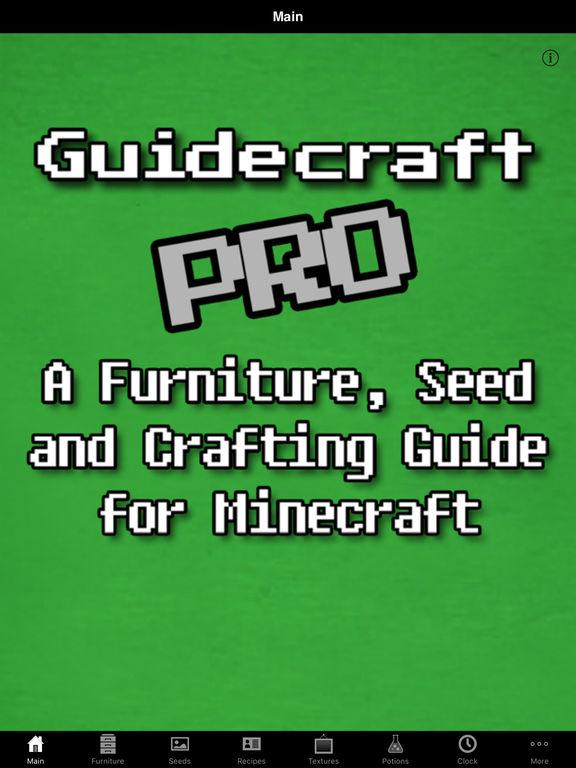 Guidecraft Pro Seeds Guides For Minecraft Apppicker