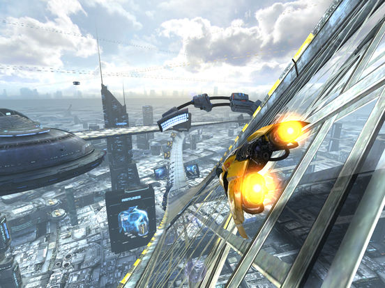 Futuristic Racing Game AG Drive For iOS/TV Drops To Free For First Time