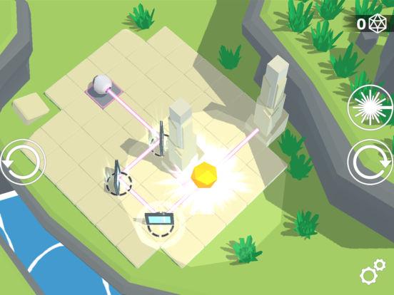 Laserix: Puzzle Islands Screenshots