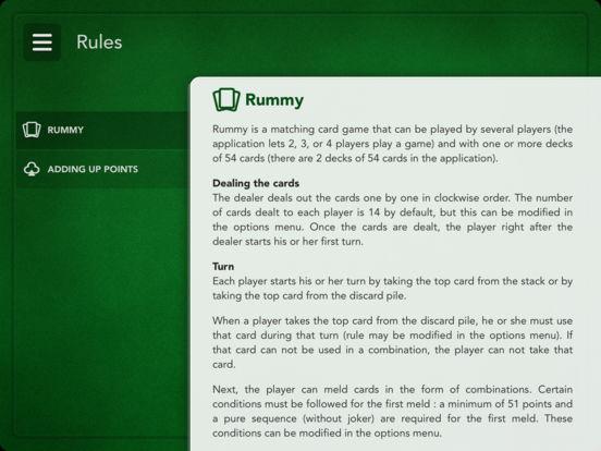 Rummy Screenshots