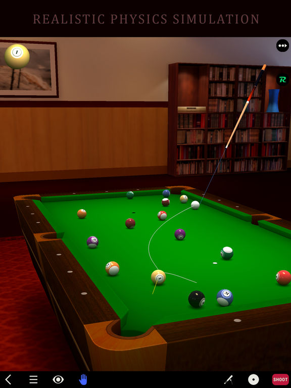 Pool Break - 3D Billiards 8 Ball, 9 Ball, Snooker Screenshots