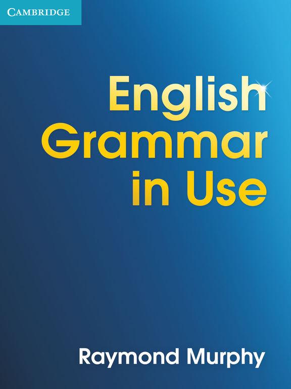 Murphy's English Grammar in Use Screenshot