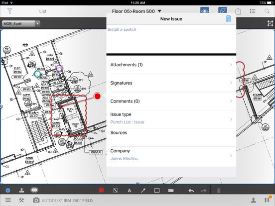 Vela Mobile iPad Screenshot 1