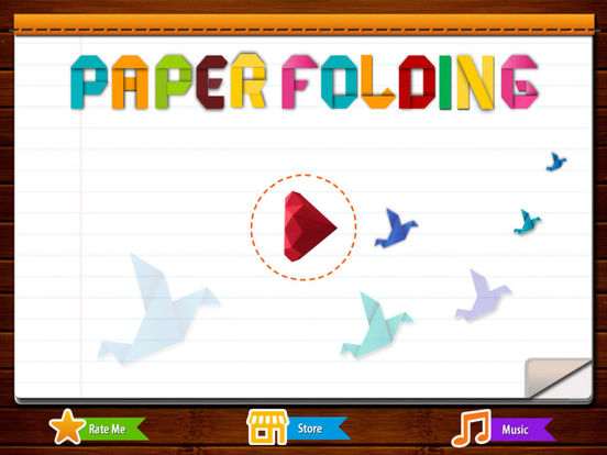 Paperamar Folding Origami screenshot
