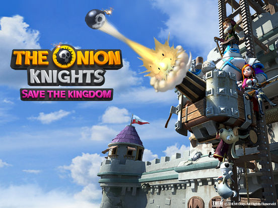 The Onion Knights Screenshots