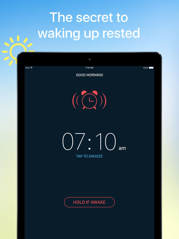 how to set iphone to sleep