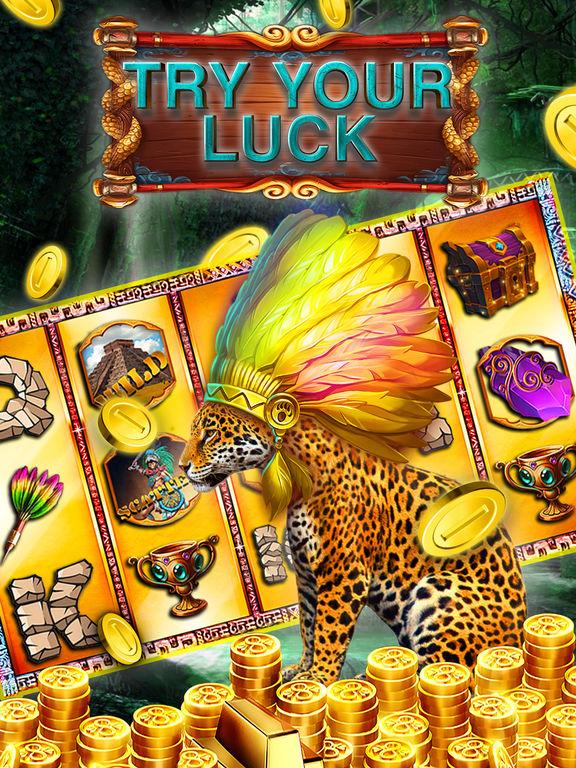 App Shopper: Mayan Tribe Slots – Win ancient maya ...