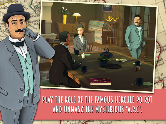 Agatha Christie - The ABC Murders (FULL) Screenshots