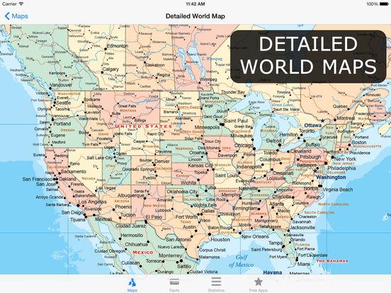 Atlas for iPad iPad Screenshot 1