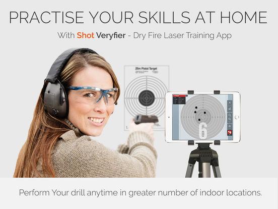 Shot Veryfier Dry Fire Laser Training App Apppicker