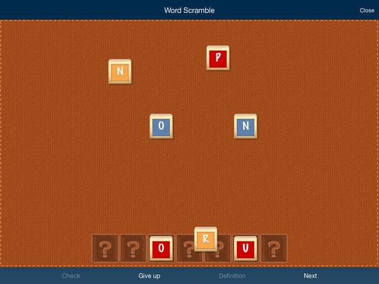 Collins Gem Thai Dictionary iPad Screenshot 3