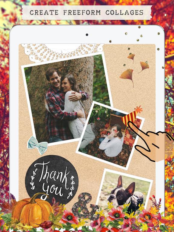 Pic Collage - Photo Editor & Card Templates screenshot
