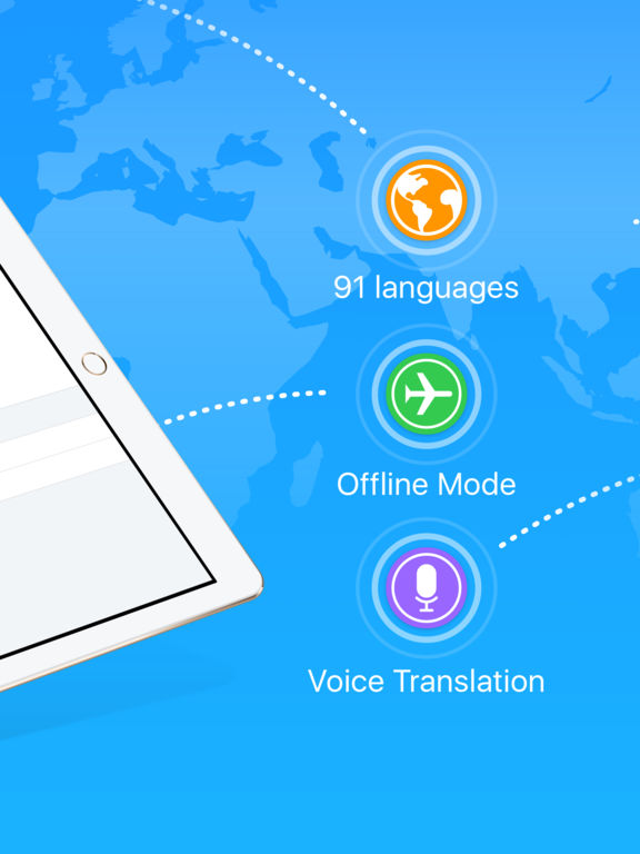 iTranslate - free Translator & Dictionary App - Translate voice and text to English, Spanish & 90+ languages screenshot