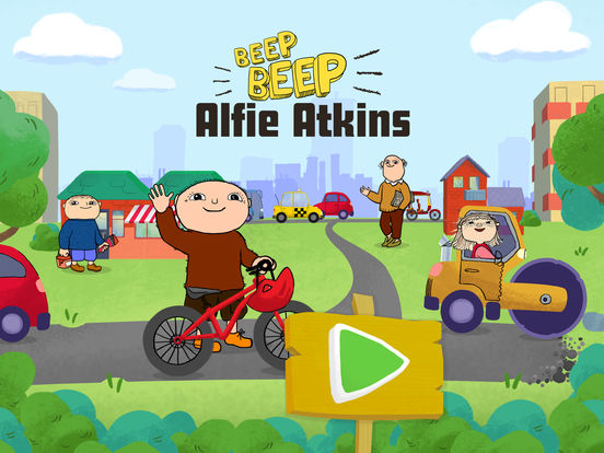 New Alfie Atkins game for kids out today on the App Store Image