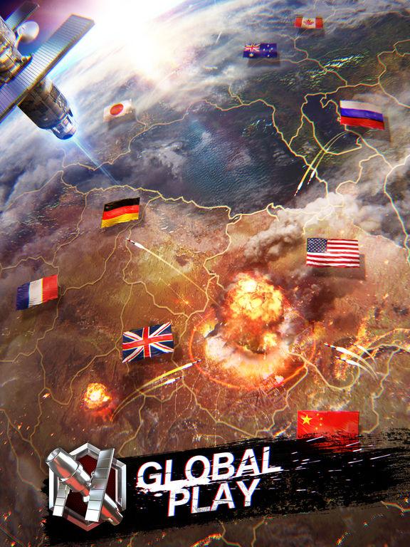 Screenshots of Invasion: Modern Empire for iPad