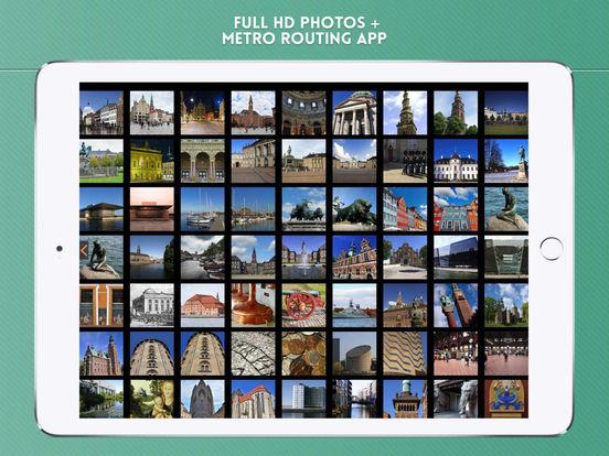 Copenhagen: Travel Guide iPad Screenshot 5
