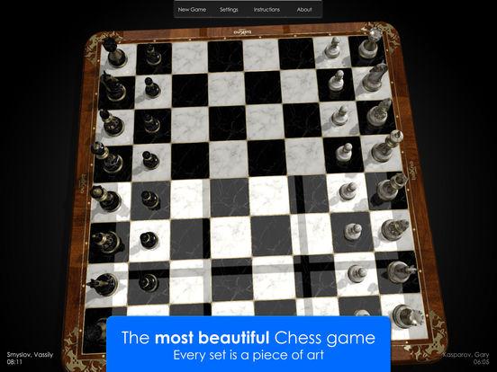 Chess HD iPad Screenshot 1