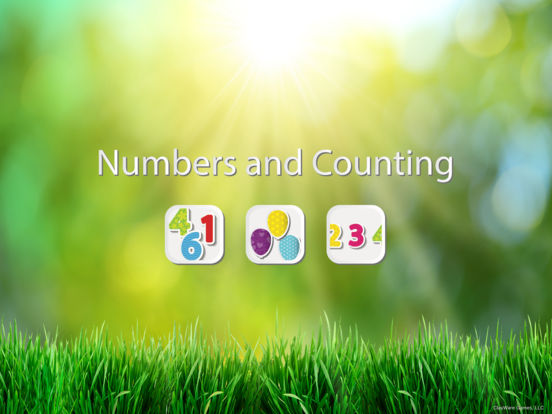Numbers and Counting iPad Screenshot 1