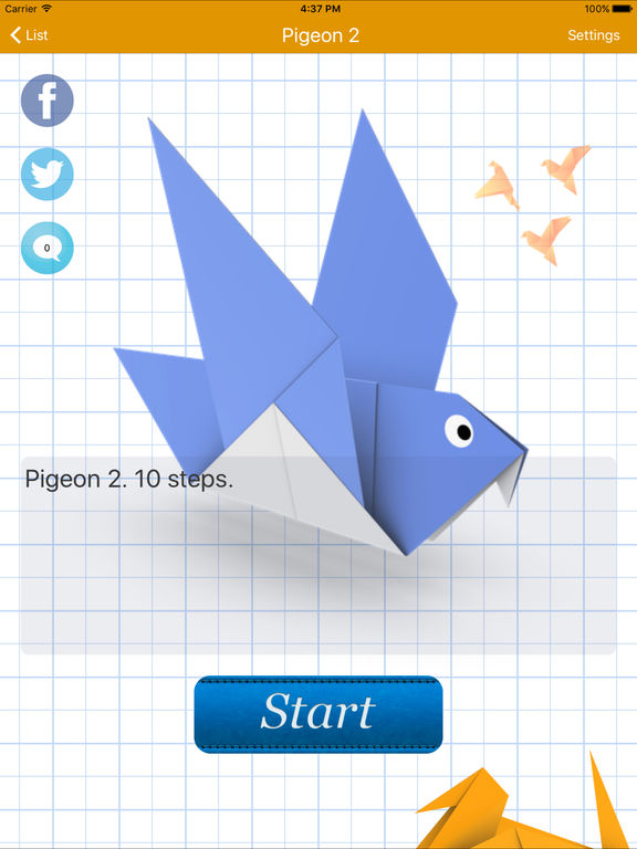 How to Make Origami screenshot