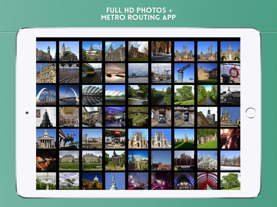 Glasgow: Travel Guide iPad Screenshot 5
