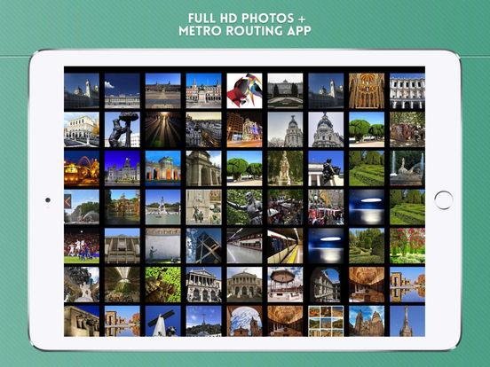 Madrid Travel Guide iPad Screenshot 5