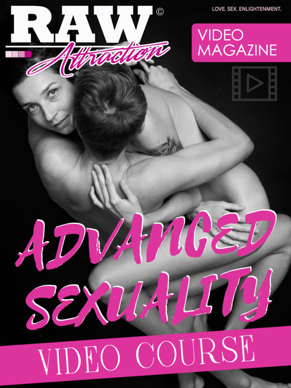 Raw Attraction Magazine - Life Changing Sex, Relationships & Dating Advice For Men & Women. For Couples or Singles. screenshot