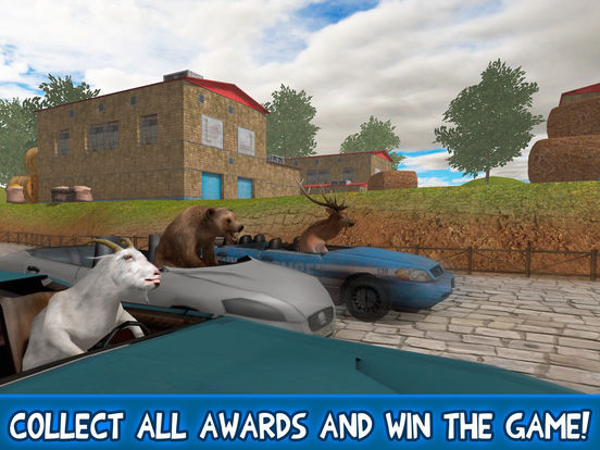 Crazy Goat Car Racing Simulator 3D Full Screenshots