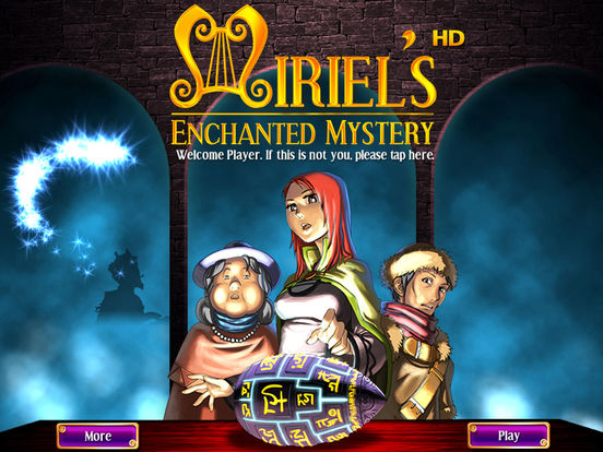 Miriel's Enchanted Mystery HD на iPad