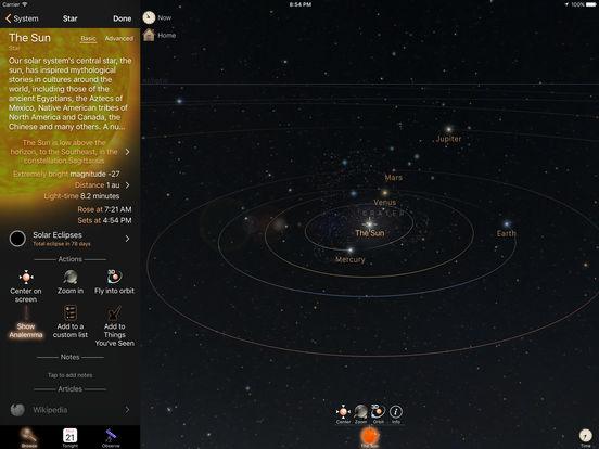 Luminos iPad Screenshot 5