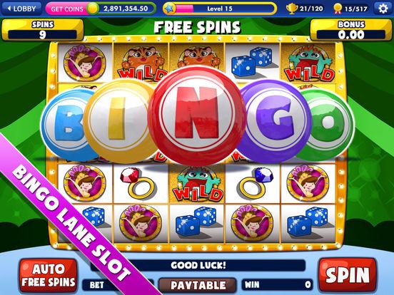 Screenshot 5 Bingo Lane HD — FREE Bingo Game