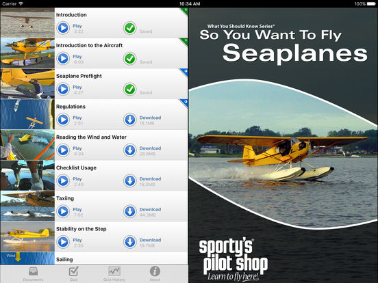 So You Want To Fly Seaplanes iPad Screenshot 2
