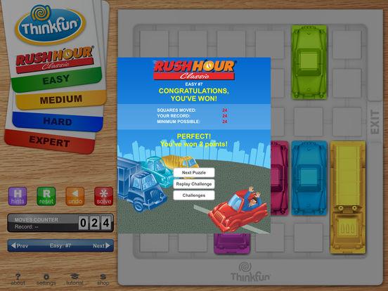 Rush Hour iPad Screenshot 4